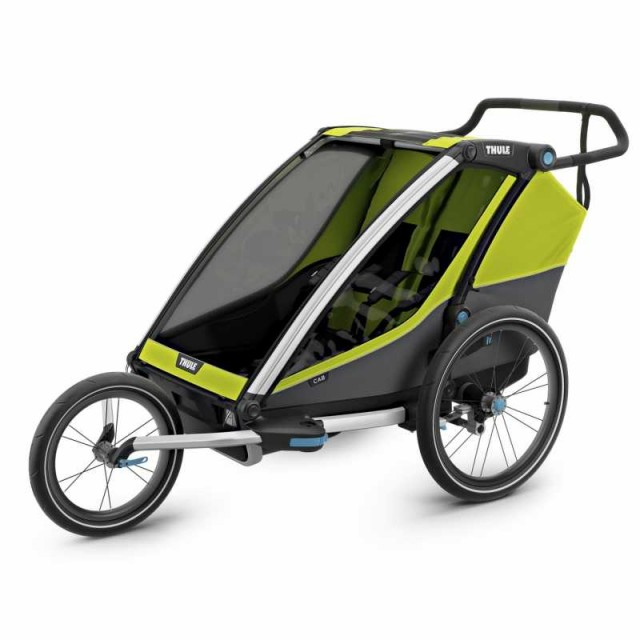 Thule Chariot Cab 2 Green